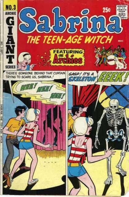 Sabrina the Teen-Age Witch 3