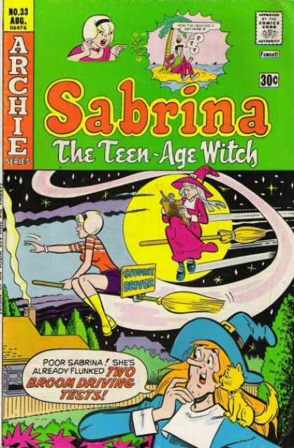 Sabrina the Teen-Age Witch 33