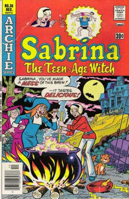 Sabrina the Teen-Age Witch 36