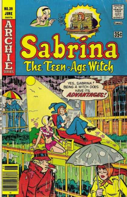 Sabrina the Teen-Age Witch 39