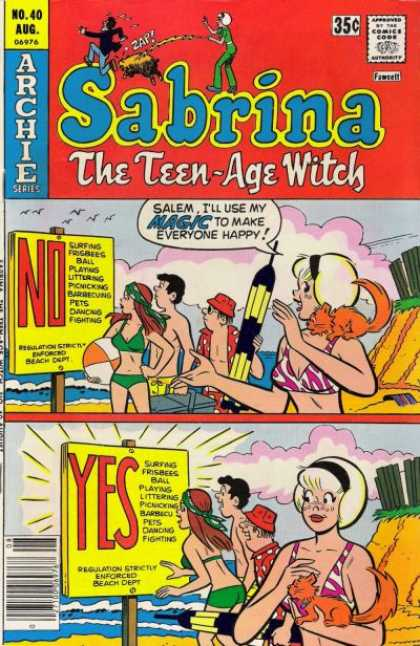 Sabrina the Teen-Age Witch 40