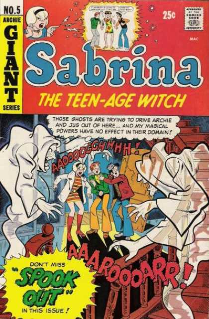 Sabrina the Teen-Age Witch 5