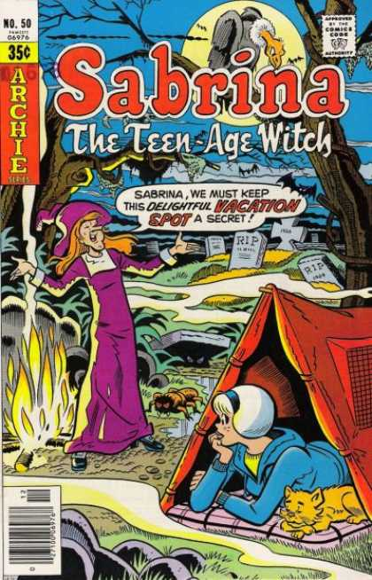 Sabrina the Teen-Age Witch 50
