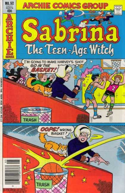 Sabrina the Teen-Age Witch 52