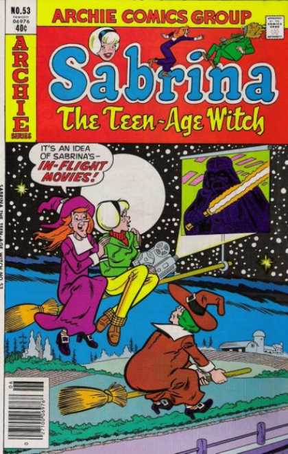 Sabrina the Teen-Age Witch 53