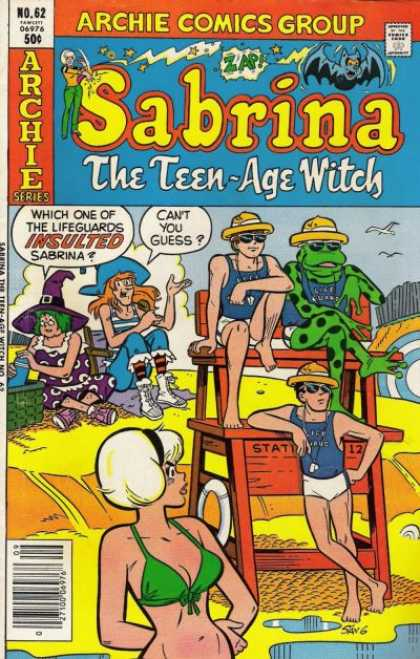 Sabrina the Teen-Age Witch 62