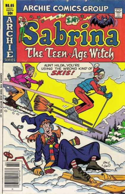 Sabrina the Teen-Age Witch 65