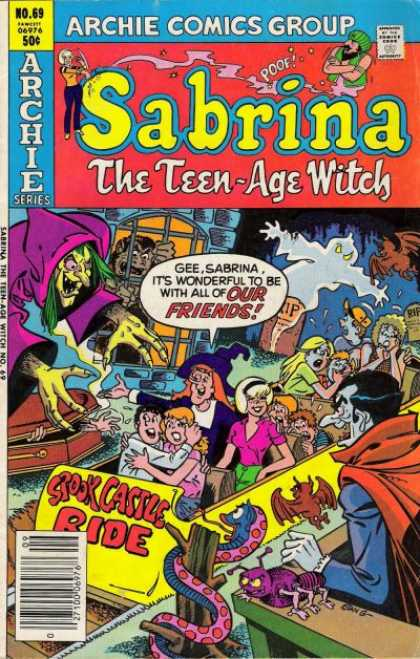 Sabrina the Teen-Age Witch 69