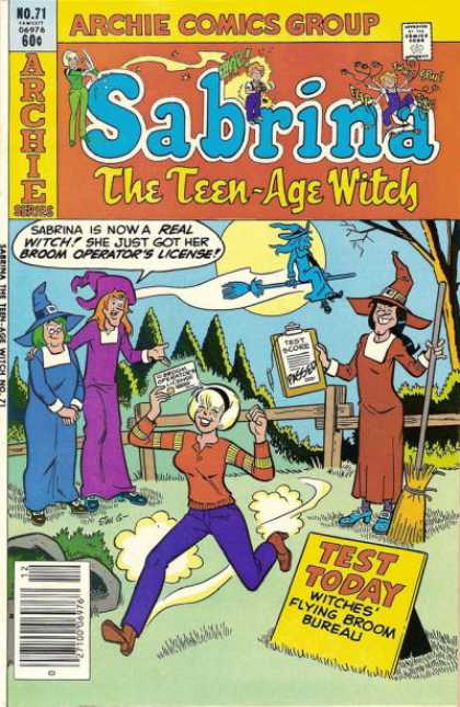 Sabrina the Teen-Age Witch 71