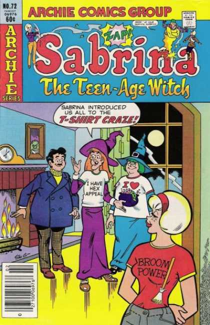 Sabrina the Teen-Age Witch 72