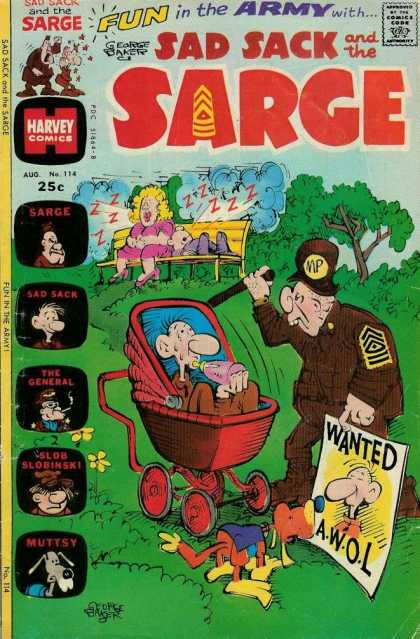 Sad Sack and the Sarge 114