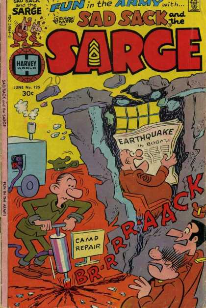 Sad Sack and the Sarge 125