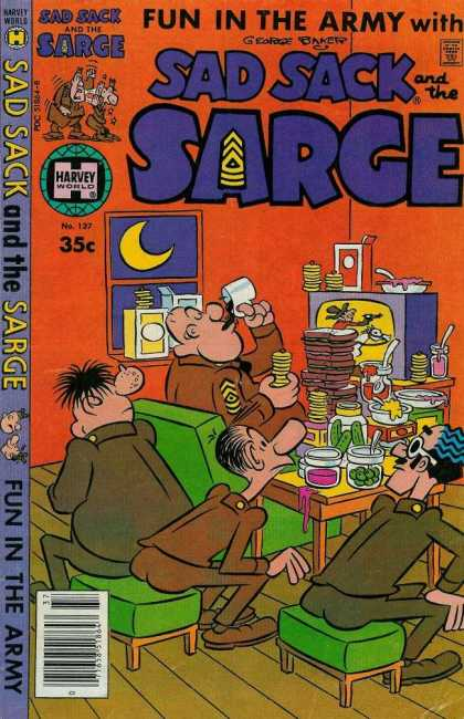 Sad Sack and the Sarge 137