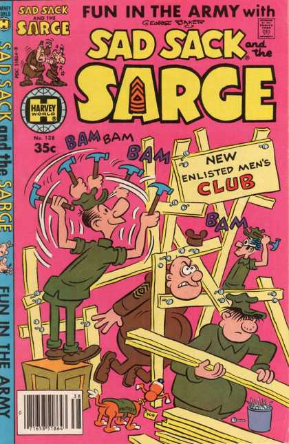 Sad Sack and the Sarge 138