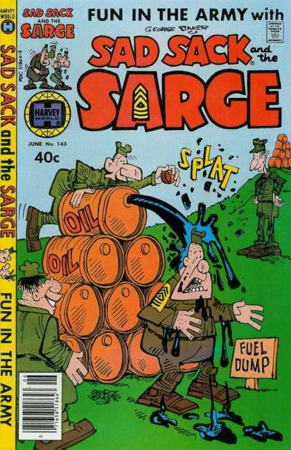 Sad Sack and the Sarge 143