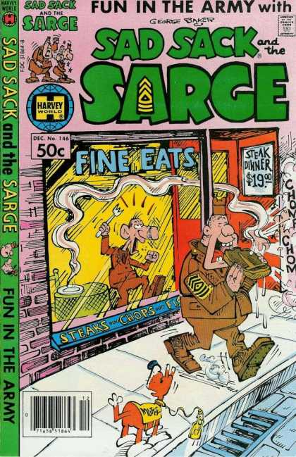 Sad Sack and the Sarge 146