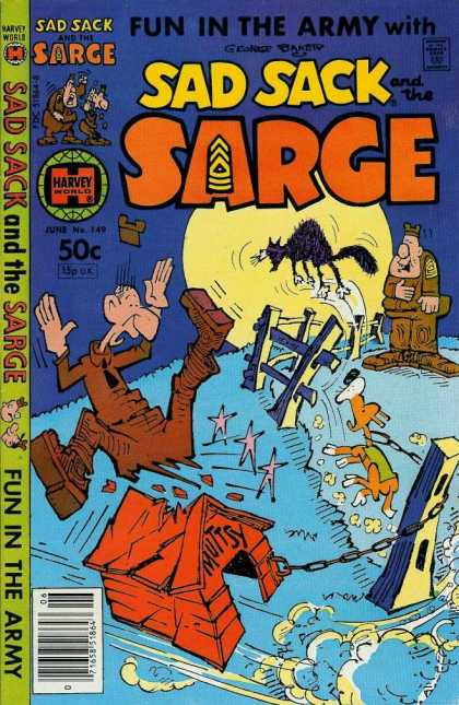 Sad Sack and the Sarge 149