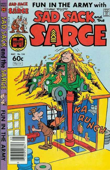 Sad Sack and the Sarge 154