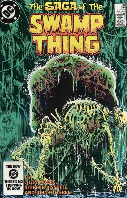 Saga of the Swamp Thing 28 - John Totleben