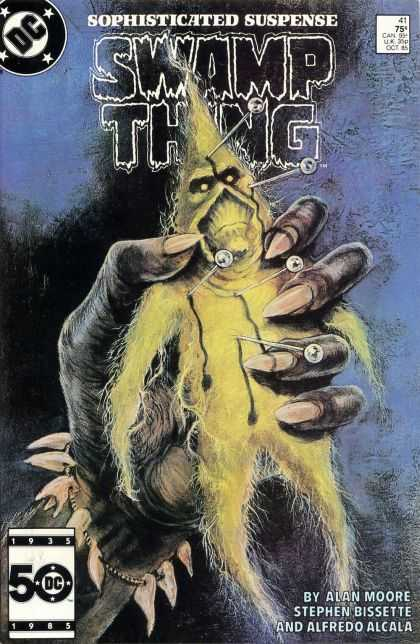 Saga of the Swamp Thing 41