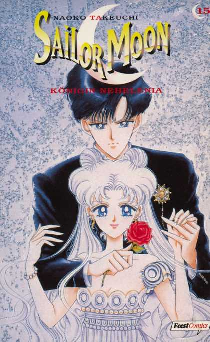 Sailor Moon 14 - Naoko Takeuchi - Konigin Nehelenia - Feest Comics - Man - Woman