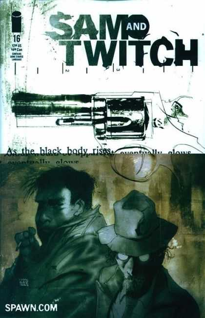Sam and Twitch 16 - Ashley Wood