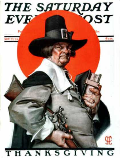 Saturday Evening Post - 1924-11-29