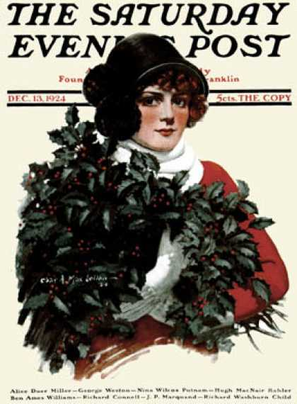 Saturday Evening Post - 1924-12-13