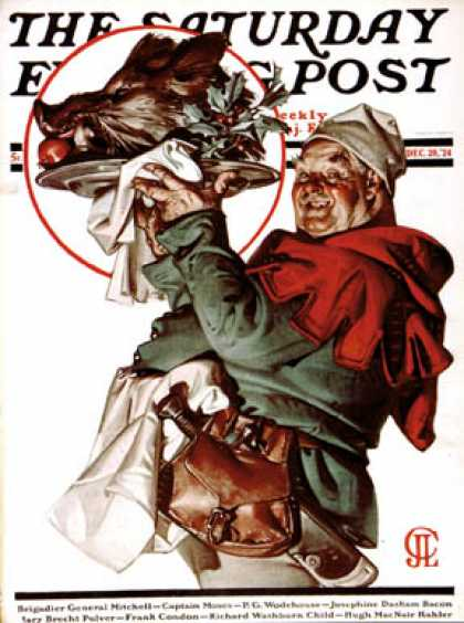 Saturday Evening Post - 1924-12-20