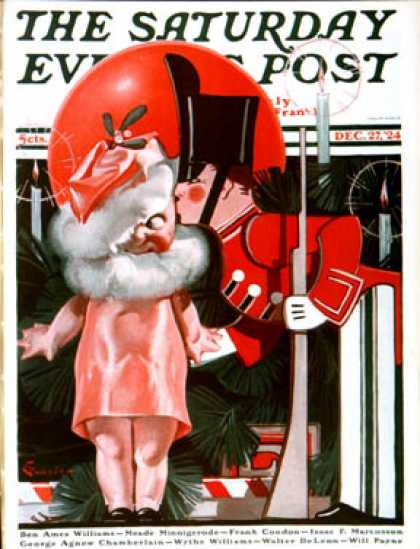 Saturday Evening Post - 1924-12-27