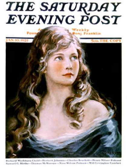 Saturday Evening Post - 1925-01-10