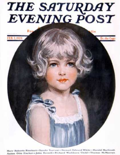 Saturday Evening Post - 1925-02-07