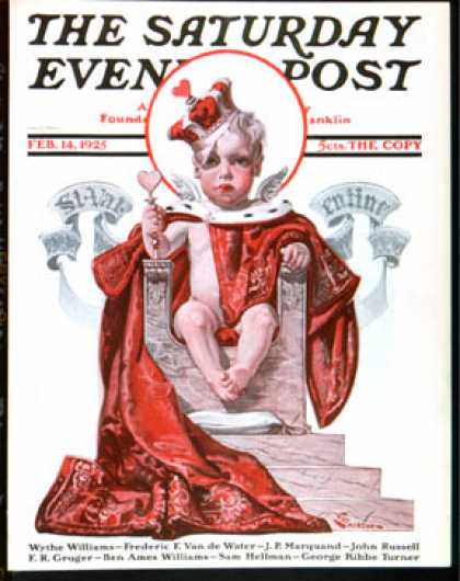 Saturday Evening Post - 1925-02-14