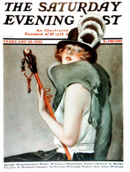 Saturday Evening Post - 1925-02-28