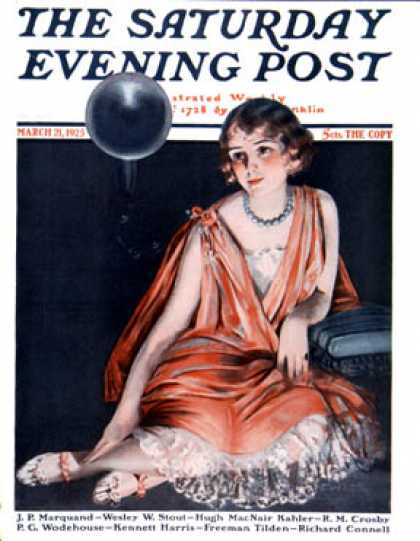 Saturday Evening Post - 1925-03-21