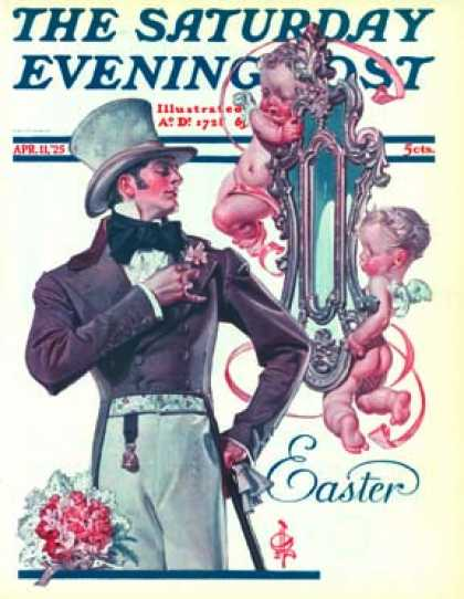 Saturday Evening Post - 1925-04-11