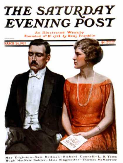 Saturday Evening Post - 1923-03-24