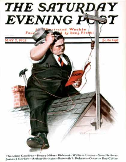 Saturday Evening Post - 1925-05-02