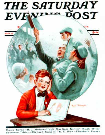 Saturday Evening Post - 1925-05-09