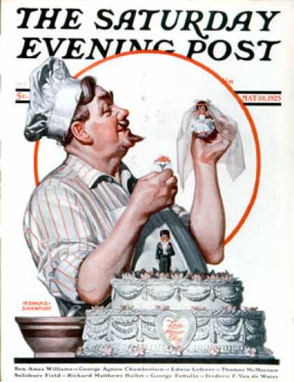 Saturday Evening Post - 1925-05-30