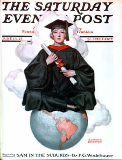 Saturday Evening Post - 1925-06-13
