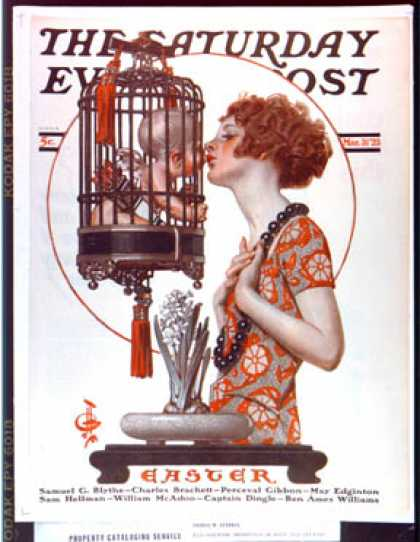 Saturday Evening Post - 1923-03-31