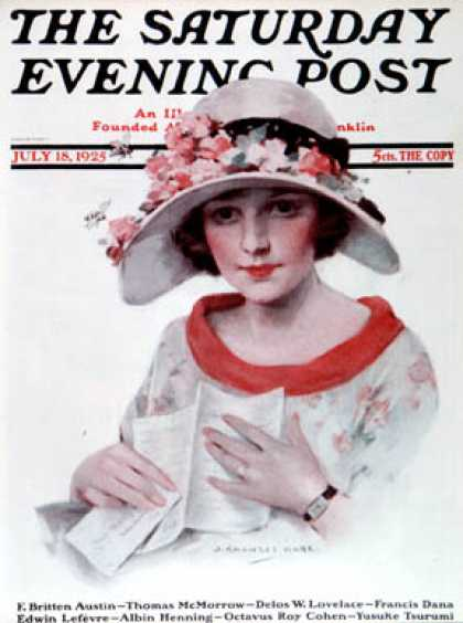 Saturday Evening Post - 1925-07-18