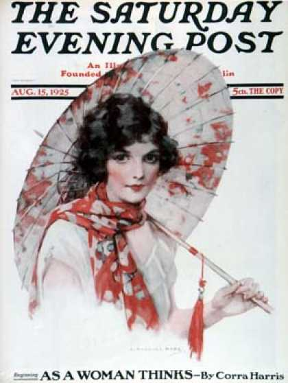 Saturday Evening Post - 1925-08-15