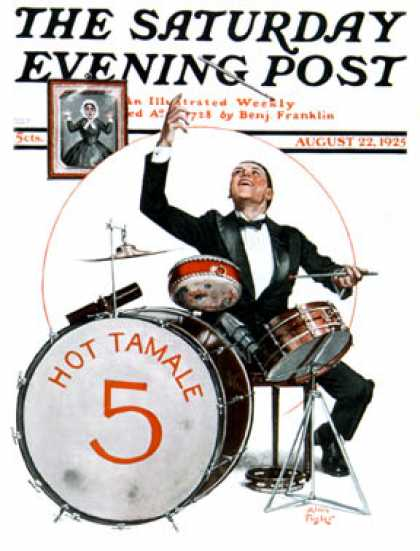 Saturday Evening Post - 1925-08-22