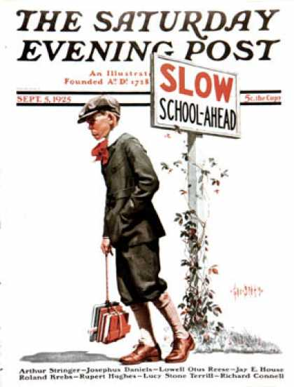 Saturday Evening Post - 1925-09-05