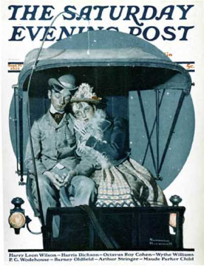 Saturday Evening Post - 1925-09-19 (Norman Rockwell)