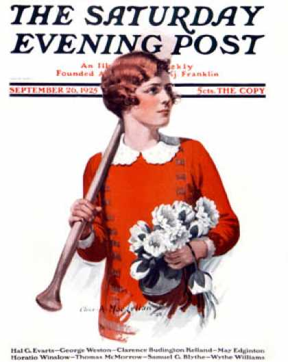 Saturday Evening Post - 1925-09-26