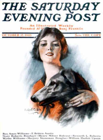 Saturday Evening Post - 1925-10-17