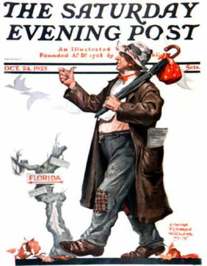 Saturday Evening Post - 1925-10-24